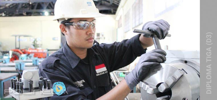 D3 Mekanisasi Pertanian Politeknik Negeri Lampung