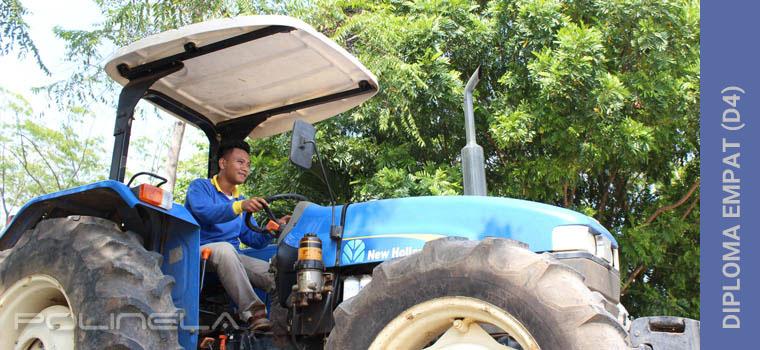 D4/S1 Produksi dan Manajemen Industri Perkebunan